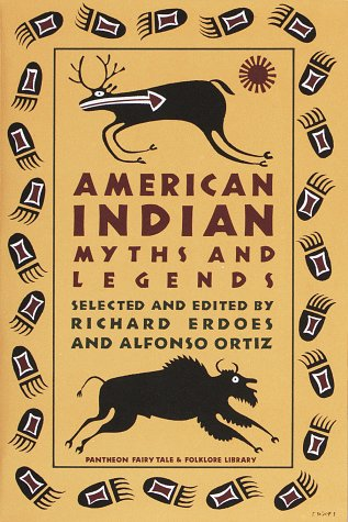 American Indian Myths and Legends  N/A edition cover