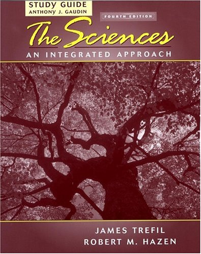 Accompany the Sciences An Integrated Approach 4th 2004 9780471449188 Front Cover