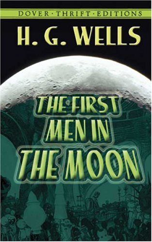 First Men in the Moon   2001 edition cover