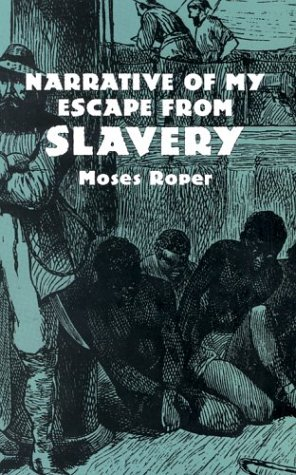 Narrative of My Escape from Slavery   2003 edition cover