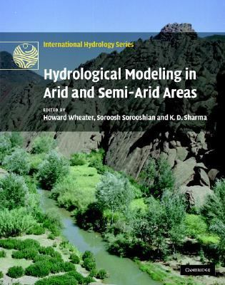 Hydrological Modelling in Arid and Semi-Arid Areas   2007 9780521869188 Front Cover