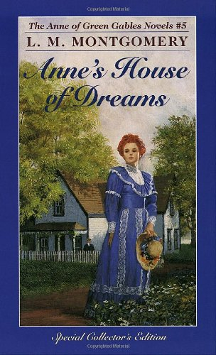Anne's House of Dreams   1972 9780553213188 Front Cover