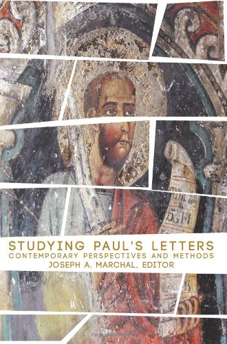 Studying Paul's Letters Contemporary Perspectives and Methods  2012 edition cover