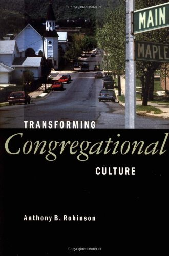 Transforming Congregational Culture   2002 edition cover