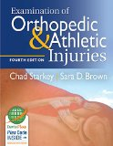 Examination of Orthopedic and Athletic Injuries  4th 2015 (Revised) 9780803639188 Front Cover