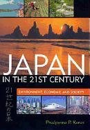 Japan in the 21st Century Environment, Economy, and Society  2004 edition cover