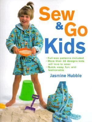 Sew and Go Kids   2000 9780873418188 Front Cover