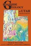 Roadside Geology of Utah  2nd 2014 edition cover