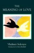 Meaning of Love   1985 (Revised) edition cover