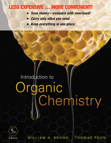 Introduction to Organic Chemistry  5th 2013 edition cover