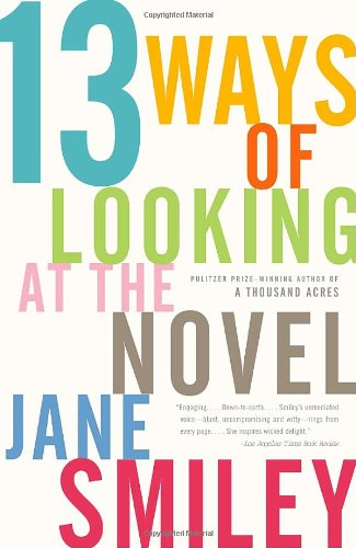 13 Ways of Looking at the Novel  N/A edition cover