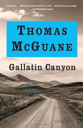 Gallatin Canyon   2007 edition cover