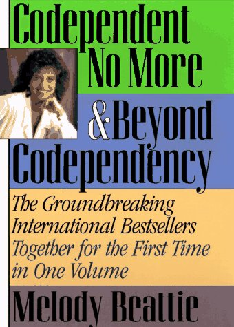 Codependent No More and Beyond Codependency Reprint  edition cover