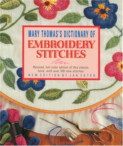 Dictionary of Embroidery Stitches   1998 edition cover