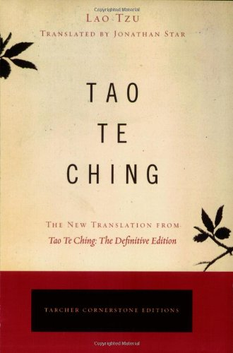 Tao Te Ching The New Translation from Tao Te Ching  2008 edition cover