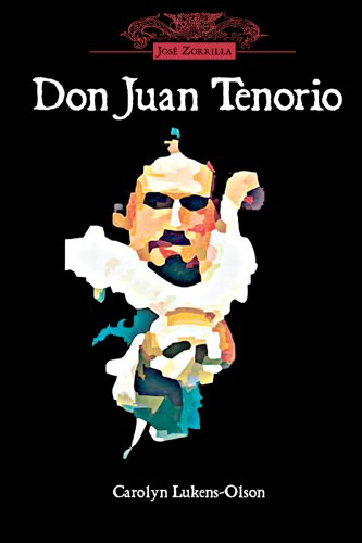 Don Juan Tenorio  N/A edition cover