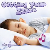 Getting Your Zzzzs: Sing and Read  2012 edition cover