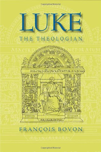 Luke the Theologian  2nd 2006 9781932792188 Front Cover