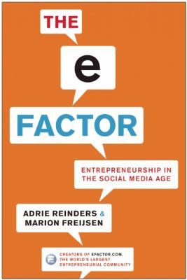 E-Factor Entrepreneurship in the Social Media Age N/A edition cover