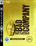 Battlefield: Bad Company - Limited Gold Edition PlayStation 3 artwork