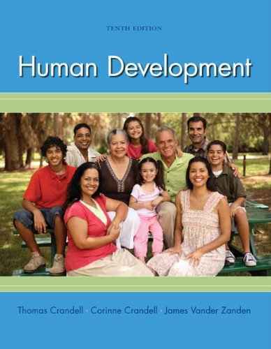 Human Development  10th 2012 9780073532189 Front Cover