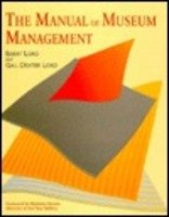 Manual of Museum Management   1996 9780112905189 Front Cover