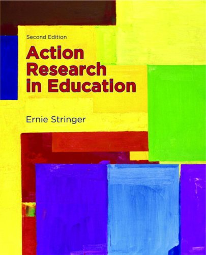 Action Research in Education  2nd 2008 edition cover