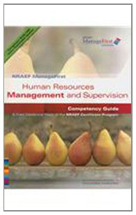 ManageFirst Human Resources Management and Supervision with on-Line Testing Access Code Card and Test Prep   2007 9780135072189 Front Cover