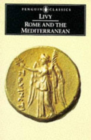 Rome and the Mediterranean   1976 edition cover