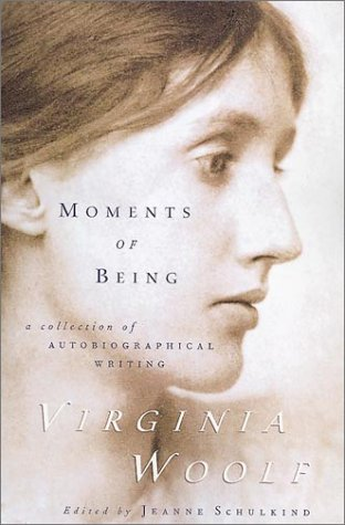 Moments of Being  2nd 1985 (Revised) edition cover