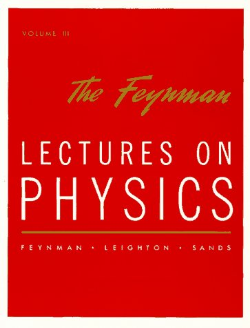 Lectures on Physics Commemorative Issue  1965 (Student Manual, Study Guide, etc.) edition cover