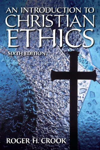 Introduction to Christian Ethics  6th 2013 (Revised) edition cover