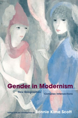 Gender in Modernism New Geographies, Complex Intersections  2006 edition cover