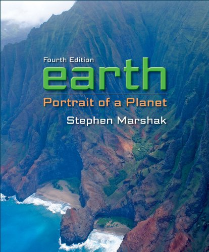 Earth Portrait of a Planet 4th 2011 9780393935189 Front Cover