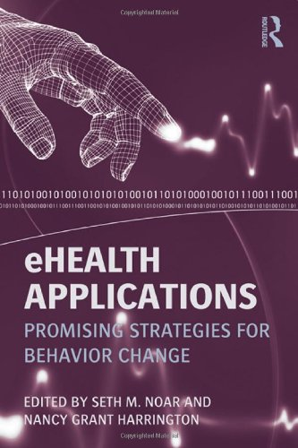 eHealth Applications Promising Strategies for Behavior Change  2012 edition cover