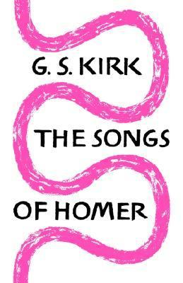 Songs of Homer   2005 9780521619189 Front Cover