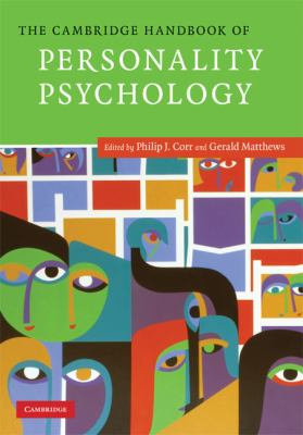 Cambridge Handbook of Personality Psychology   2009 9780521862189 Front Cover