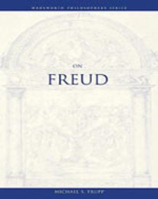On Freud   2000 9780534576189 Front Cover