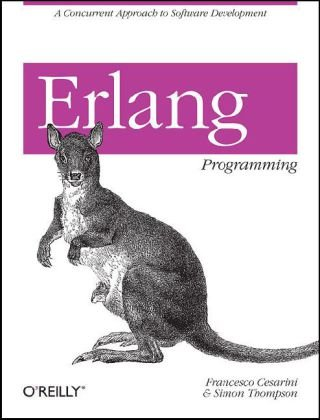 Erlang Programming   2009 edition cover
