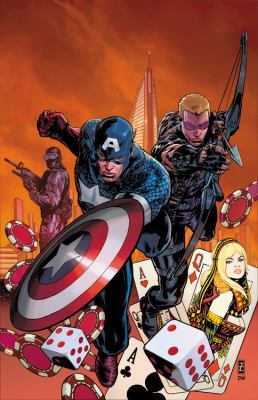 Secret Avengers   2012 edition cover