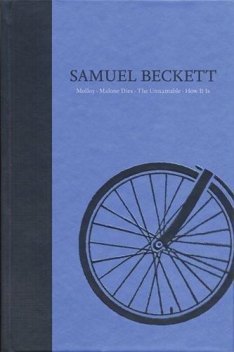 Novels II of Samuel Beckett   2006 edition cover