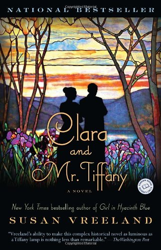 Clara and Mr. Tiffany A Novel  2012 9780812980189 Front Cover