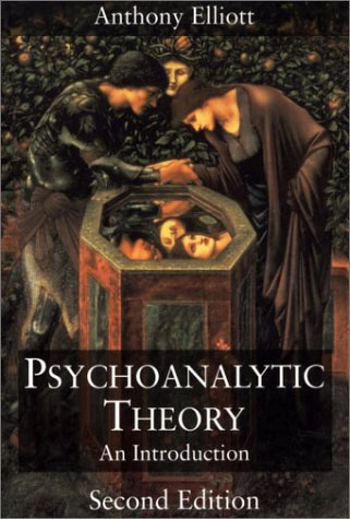 Psychoanalytic Theory An Introduction 2nd 2002 edition cover