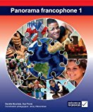 Panorama Francophone Student Book 1   2014 9780956543189 Front Cover