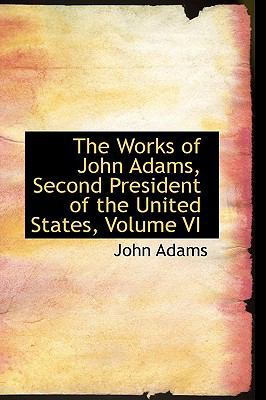 Works of John Adams, Second President of the United States N/A edition cover