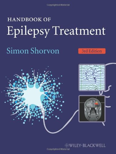 Handbook of Epilepsy Treatment  3rd 2010 9781405198189 Front Cover