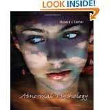 Abnormal Psychology (Loose Leaf)  8th 2013 edition cover