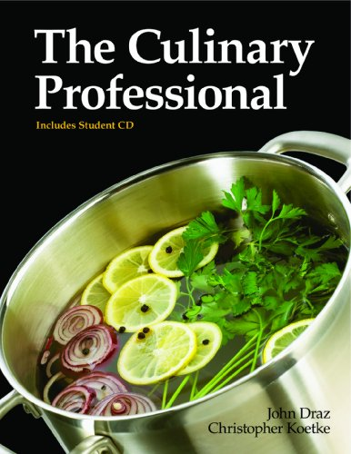 Culinary Professional   2010 edition cover