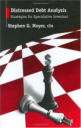 Distressed Debt Analysis Strategies for Speculative Investors  2004 edition cover