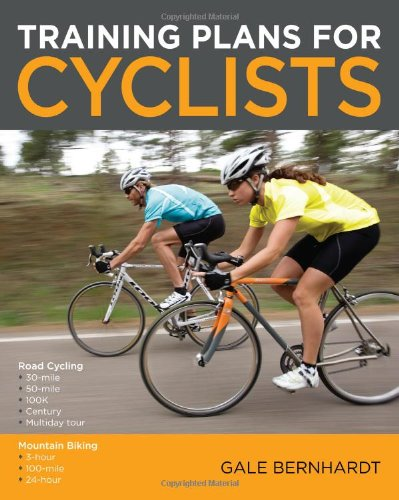 Training Plans for Cyclists   2009 9781934030189 Front Cover